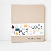 Wedding Planning Binder, Three Rings and A Checklist, a weddings starter kit