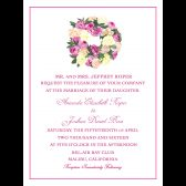 Blooming Theme Invitation