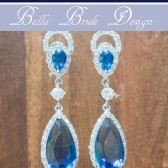 Madeline Bridal Earrings