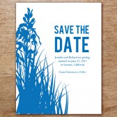 Bluebell Printable Save The Date