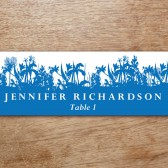 Bluebell Printable Place Card