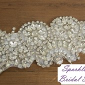 SparkleSM Bridal Sashes - Ainsley