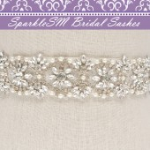 Leighton Bridal Belt