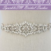 Calista Bridal Sash