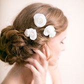 rose, hair, pins, bridal, hair pins, hair accessory, wedding, pin, rose pin