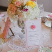 Menu Card by Dragonfly Expression