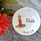 Keepsake Dish - Personalized