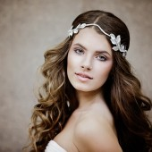 The Ariadne Leaves Headdress style #112