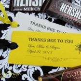 Bee Wedding Favors