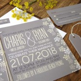 Handmade Wedding Stationery Design Collection