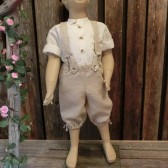 Great Gatsby inspired suit,ring bearer,boys wedding outfit,boys linen suit,shorts and suspenders
