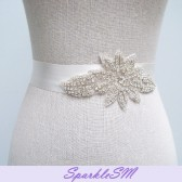 Callie Bridal Sash