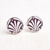 Cathedral Pattern Cufflinks