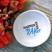 Ring Bowl Happily Ever After