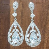 Montana Wedding Earrings