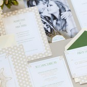 Buchanan Green Invitations
