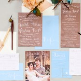 Southern Cottage Invitations