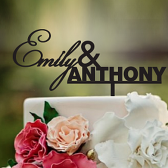 Communicake it - Emily & Anthony