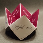 Cootie Catcher Program
