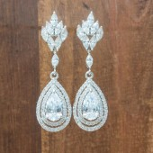 Laney Bridal Earrings