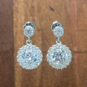 Marissa Bridal Earrings
