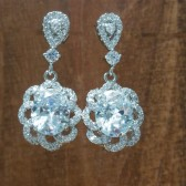 Cara Wedding Earrings