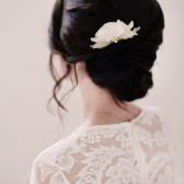 Chiffon hair comb - style 2004