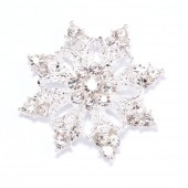 DIAMANTE STAR FLAT BACK 541