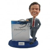 Presenting Executive Custom Bobblehead