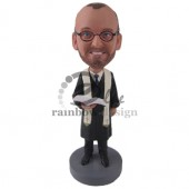 Wedding Priest Custom Bobblehead