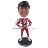 So Cute Super Hero Custom Bobblehead