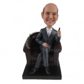Executive Director Custom Bobblehead