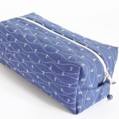 Dopp kit nautical bag