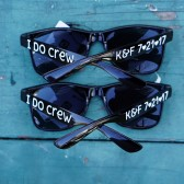 I do crew sunglasses, personalized sunglasses