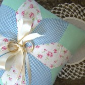 Country Styled Ring Pillow