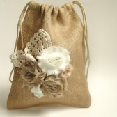 Flower girl bag, Dollar dance bag