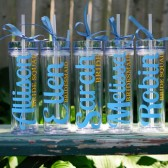 Bridesmaid Tumblers, Bridal Party Gifts, Personalized Tumblers