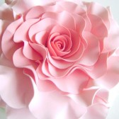Rose Cake Topper, wedding, cake, flower, topper, clay