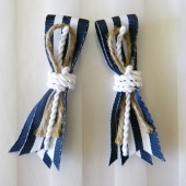 nautical knot boutonniere