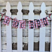 I Do BBQ Banner,i do bbq ideas, outdoor bridal shower, couples engagment party ideas, couples bbq, wedding bbq ideas, wedding bbq table banner,i do bbq decoration,wedding pinic decorations