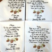 Rustic Wedding Theme Lots to Choose From Unique Wedding Keepsakes Done in your Wedding Colors