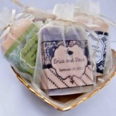Guest Size Soap favors