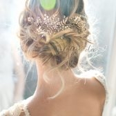 """Zoya"" Bridal Hair Vine Hair Accessory"