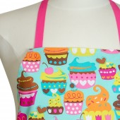 Kitchen Apron | Cupcakes