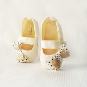 Delicateza , Statement Baby Shoes.