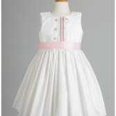 Delilah - Flower Girl Dress