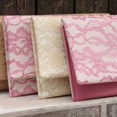 Rose and Gold Clutches