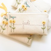 Sunflower Clutch