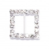 ENCHANTING RHINESTONE SQUARE BUCKLE 102