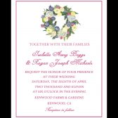 Easter Theme Wedding Invitations